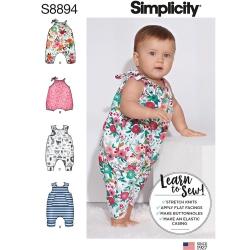 Wykrój Simplicity 8894