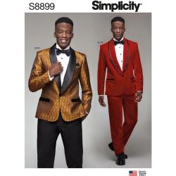 Wykrój Simplicity 8899