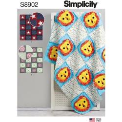 Wykrój Simplicity 8902