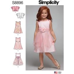 Wykrój Simplicity 8896