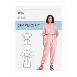 Wykrój Simplicity 8907