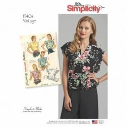 Wykrój Simplicity 8593