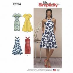 Wykrój Simplicity 8594