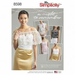 Wykrój Simplicity 8598