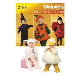 Wykrój Simplicity 2788