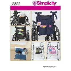 Wykrój Simplicity 2822
