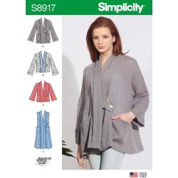 Wykrój Simplicity 8917