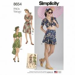 Wykrój Simplicity 8654