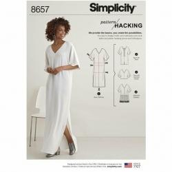 Wykrój Simplicity 8657