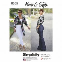 Wykrój Simplicity 8655