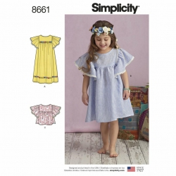 Wykrój Simplicity 8661