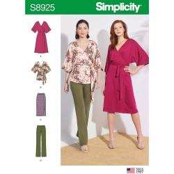 Wykrój Simplicity 8925