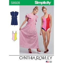 Wykrój Simplicity 8928