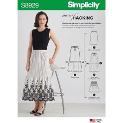 Wykrój Simplicity 8929