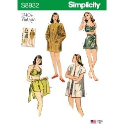 Wykrój Simplicity 8932