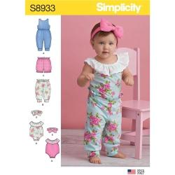 Wykrój Simplicity 8933