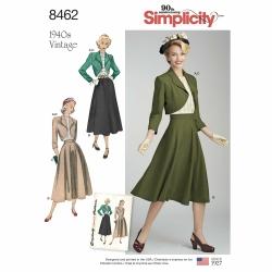 Wykrój Simplicity 8462