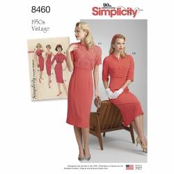 Wykrój Simplicity 8460