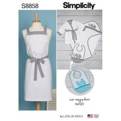 Wykrój Simplicity 8858