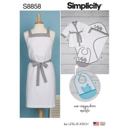 simplicity 1 s8858