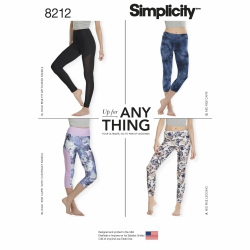 Wykrój Simplicity 8212