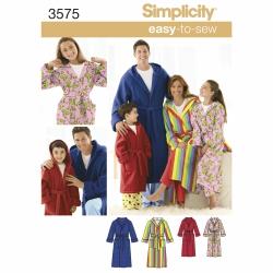 Wykrój Simplicity 3575