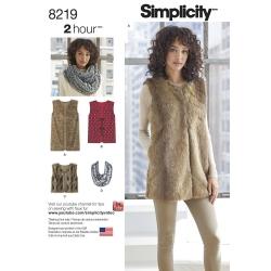 Wykrój Simplicity 8219