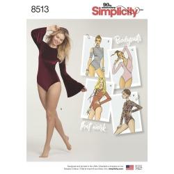 Wykrój Simplicity 8513