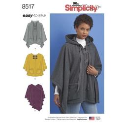 Wykrój Simplicity 8517