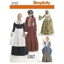 Wykrój Simplicity 3723