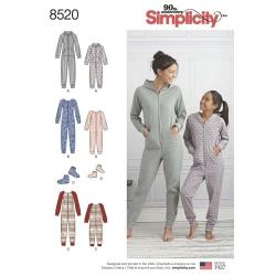 Wykrój Simplicity 8520