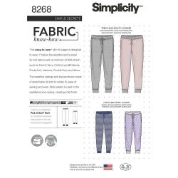 Wykrój Simplicity 8268