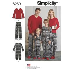 Wykrój Simplicity 8269
