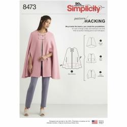 Wykrój Simplicity 8473