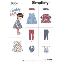 Wykrój Simplicity 8304