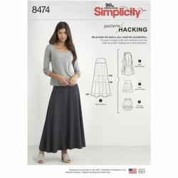 Wykrój Simplicity 8474