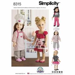 Wykrój Simplicity 8315