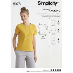 Wykrój Simplicity 8376