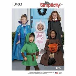 Wykrój Simplicity 8483