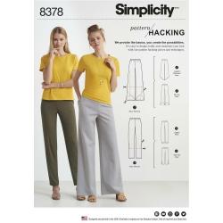 Wykrój Simplicity 8378