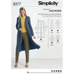 Wykrój Simplicity 8377