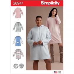 Wykrój Simplicity 8947
