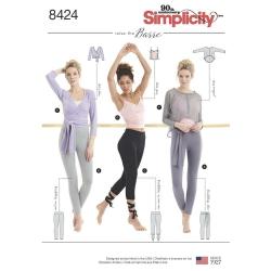 Wykrój Simplicity 8424