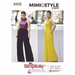 Wykrój Simplicity 8426
