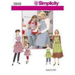 Wykrój Simplicity 3949