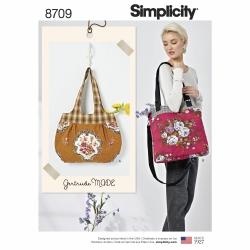 Wykrój Simplicity 8709