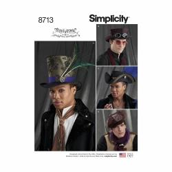 Wykrój Simplicity 8713