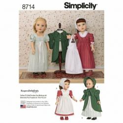 Wykrój Simplicity 8714