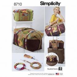 Wykrój Simplicity 8710