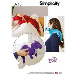 Wykrój Simplicity 8715